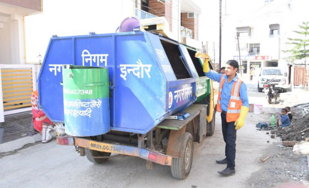 Smart City Indore | Solid Waste Management