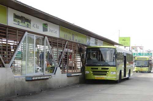 BRTS Indore