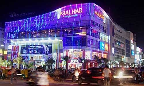malhar mall Indore