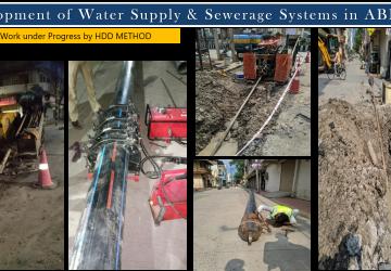 Development of Water Supply