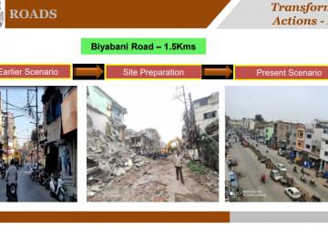 Biyabani Road